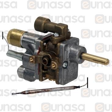 Grifo Gas Termostático MTZ-7200 (0,50)