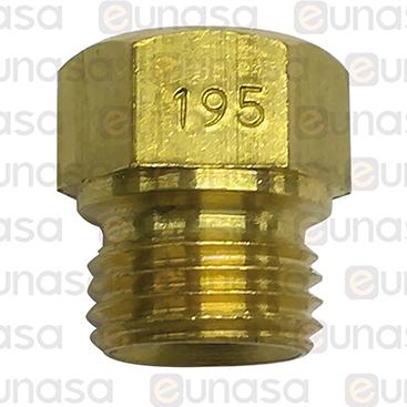 Injector Ø1.95mm M10x1