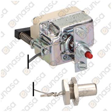 Termostato Seguridad Freidora 230ºC 15A 230V