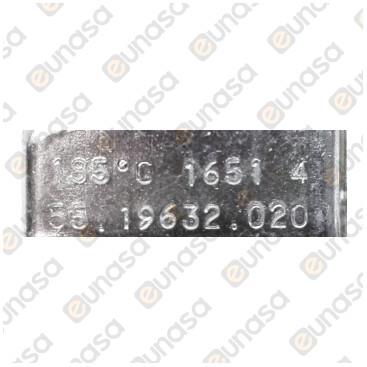 Termostato Freidora 55°C/180ºC 16A 250V