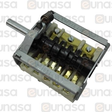 Switch 7 Positions 16A 230V