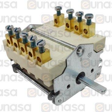 Interruptor 7 Posiciones 32A 230V