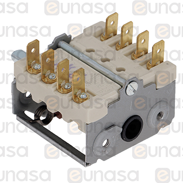 Switch 2 Positions 16A 250V