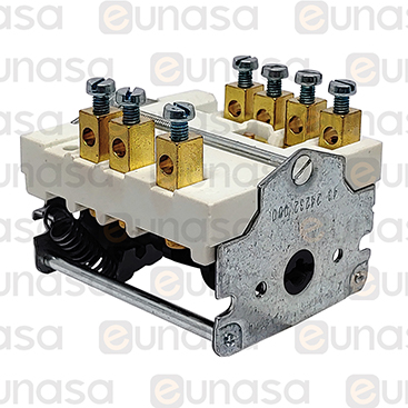 Switch 4 Positions 32A 230V 1NO/2CO