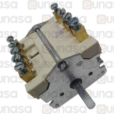 Interruptor 4 Posiciones 32A 250V