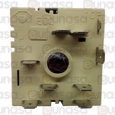 Regulador Energia 230V 13A Circuito Simple