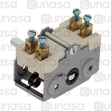 Interruptor 4 Posiciones 230V 16A 2NO
