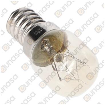 Lámpara Incandescente 15W 230V 300ºC E14