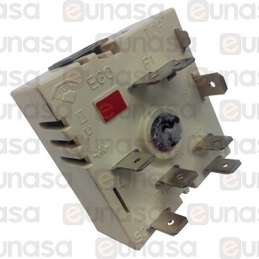 Regulador Energia 400V 7A Circuito Simple