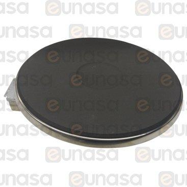 Placa Eléctrica Cocina 1500W 230V Ø180mm