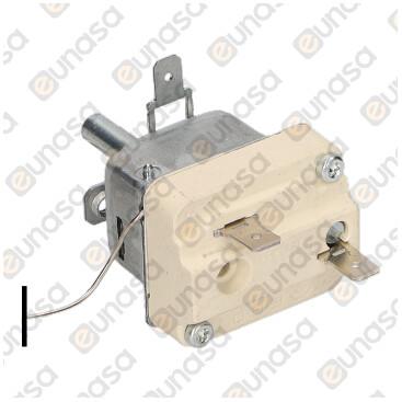 Termostato Freidora 50°C/204°C 16A 250V