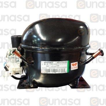 Compresor NEU6210GK R-404a 1.3HP 230V