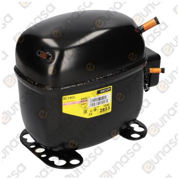 Compresor SC15CLX.2 R-404A R-507A 1/2HP