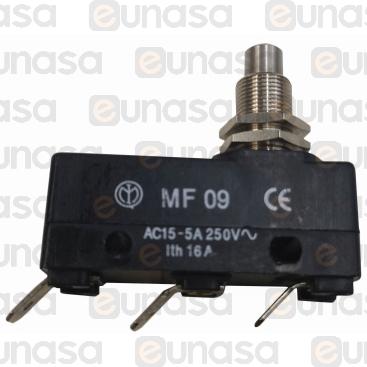 Microinterruptor 16A 250V Fastón