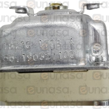 Termostato Freidora 105-185ºC Mbm