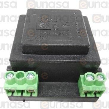 Transformador 230V/12V 3VA 45x50x40mm