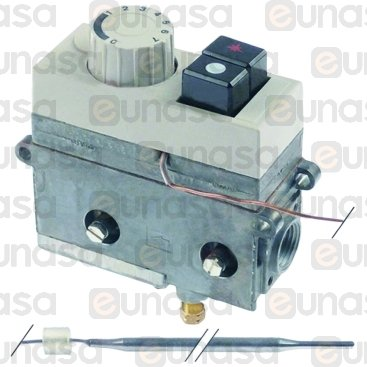 Válvula Minisit 710 40/110°C Completa