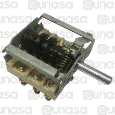Interruptor 4 Posiciones 16A 250V