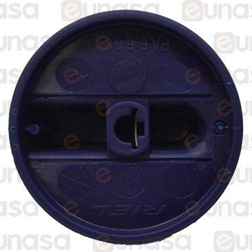 Mando Interruptor Horno Ø52mm EJE: 6x4,6mm