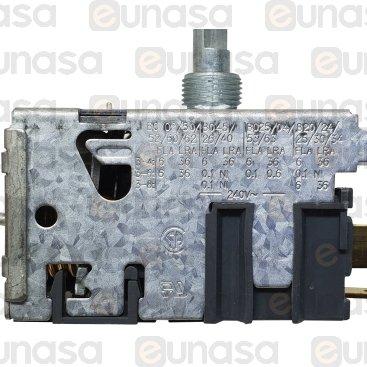 Termostato +3.5/-11ºC Capilar 1500mm
