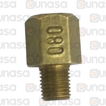 Injector Ø0.80mm Lpg M4.5x0.5