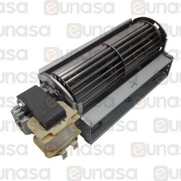 Ventilatore Tangenziale 230V 50 / 60Hz 31W 18