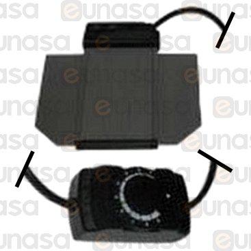Calentador Eléctrico Chafing Dish 500W 230V