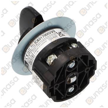 Interruptor Bipolar 0-1 20A 400V Molino