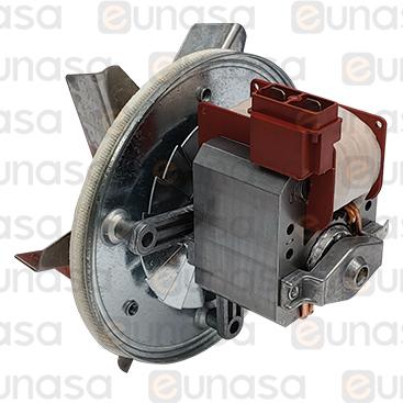 Complete Oven Motor 55W 230V 50Hz Ø150mm