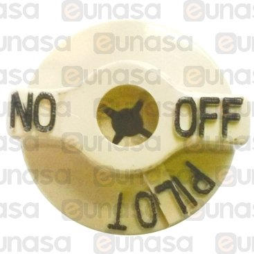 Mando Grifo Gas ON/OFF