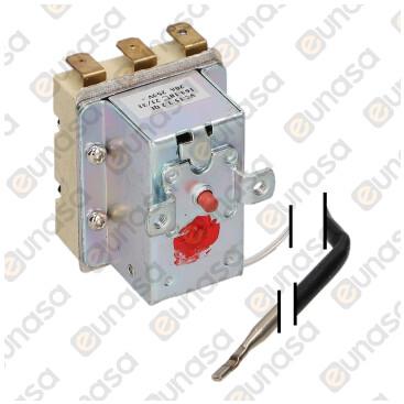 Termostato Seguridad 169ºC Bulbo Ø4x125mm