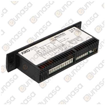 4 Relay Digital Thermostat 230V 10323