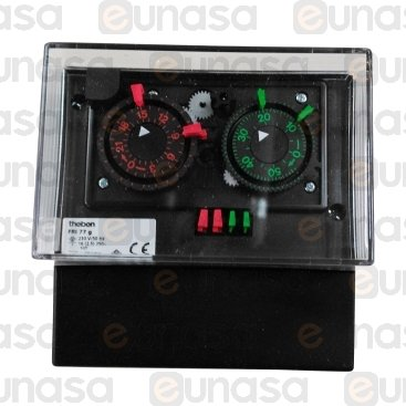 Defrost Timer With Box 230V
