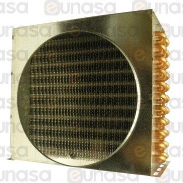 Condenser 11x4 3086W 1xØ250mm