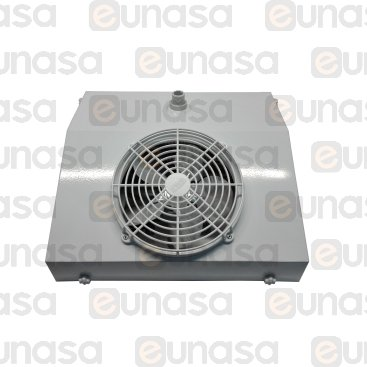 Angular Evaporator With Fan 230V 50Hz