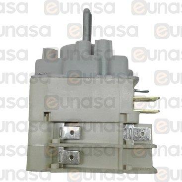 Temporizador Horno 120min MS65