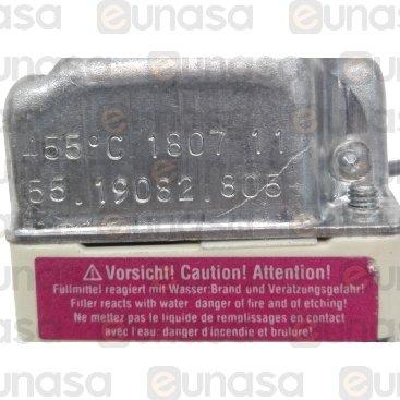Termostato Horno 85°C/450°C 16A 230V