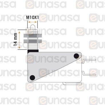 Microinterruptor 16A 250V