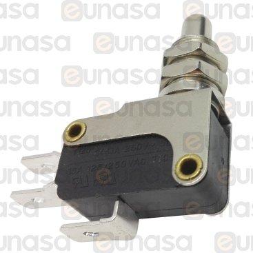 Microinterruptor Pulsante 16A 250V