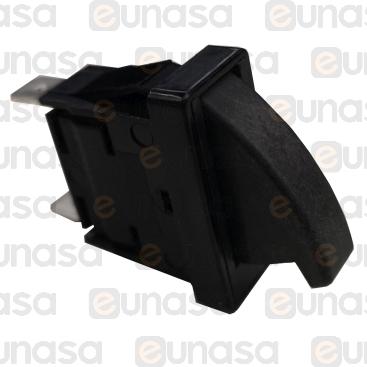 Microinterruptor Ventilador 12x26mm 1NC