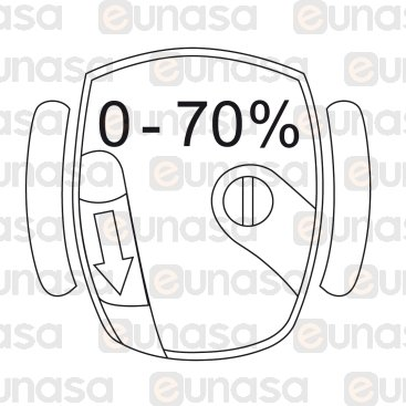 Cabezal Depurador Bypass Variable 0-70%