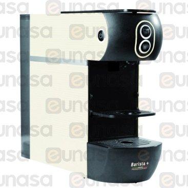 Máquina Café Capsulas (FAP) BARISTA+ Blanca