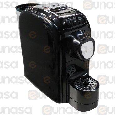 Máquina Café Cápsulas Fap 230V 1100W Negra