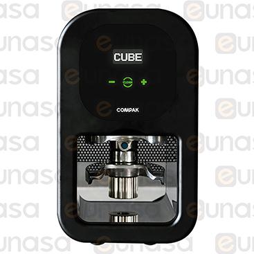 Prensa Café Automático Ø53mm Negro Mate 65W