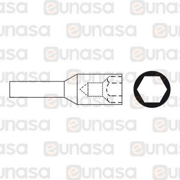 Destornillador De Vaso 10mm.
