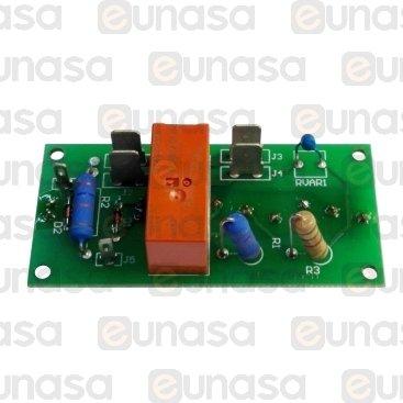 Placa Electrónica 75x35mm Relé C/ Interruptor