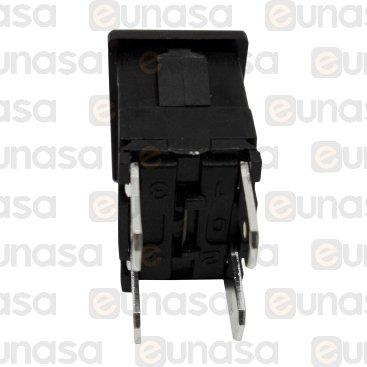 Interruptor Ambar 230V 13x20mm Epoca S