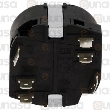 Temporizador Horno 60min 230V 16A 125ºC