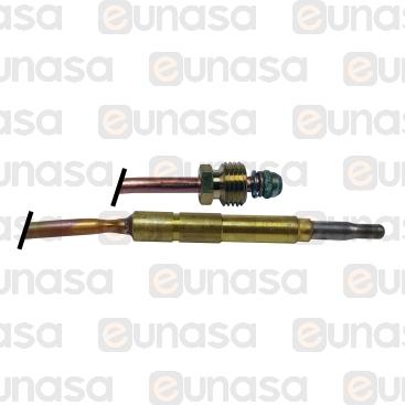 Termopar Cabeza Lisa M10x1 L=1500mm