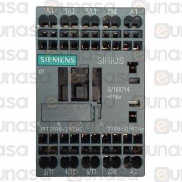 Contactor 230V 22A 3NO/1NC AC3 400V 4kW 9A